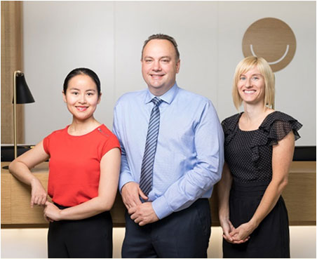 Meet The Team Advanced Dental Centre